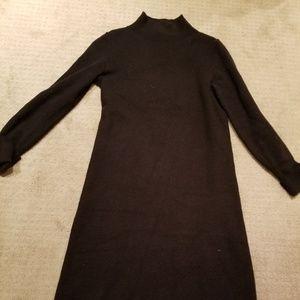 Ann Taylor wool sweater dress